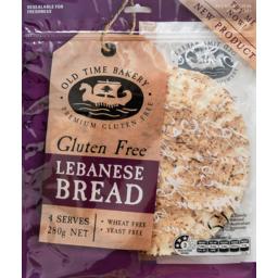 Photo of Otb Lebanese Bread G/Free 280g