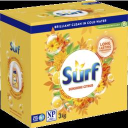 Photo of Surf Laundry Powder Sunshine 3 Kg