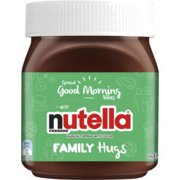 Photo of Nutella Hazelnut Spread 400gm