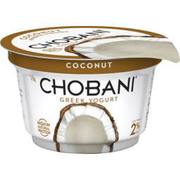 Photo of Chobani Greek Yogurt Coconut 170g