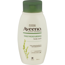 Photo of Aveeno Active Naturals Daily Moisturising Body Wash 354ml