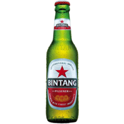 Photo of Bintang Pilsner Bottles