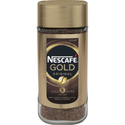 Photo of Nescafe Gold Original 100gm