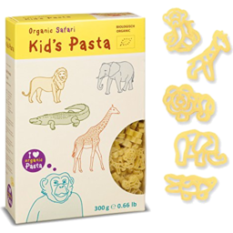 Photo of Alb Gold - Organic Safari - Kid's Pasta - 300g