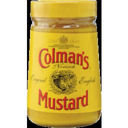 Photo of Colmans Mustard 100g