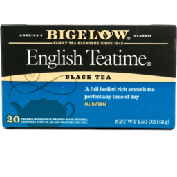 Photo of Bigelow English Tea Time Decaffeinated
