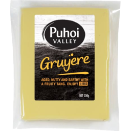 Photo of Puhoi Gruyere 150g