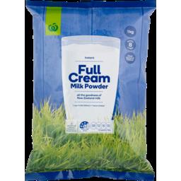 Photo of Select Milk Powder Full Cream 1kg