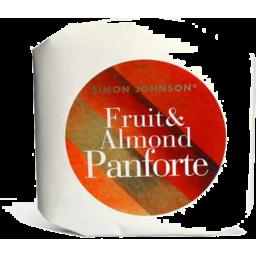 Photo of S/Johnson Fruit & Almond Panforte 100g