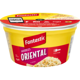 Photo of Fantastic Bowl Noodles Oriental 85gm