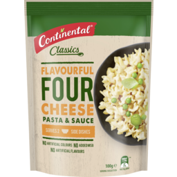 Photo of Continental Four Cheeses Pasta & Sauce 85g