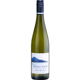 Photo of Mount Riley Pinot Gris 750ml