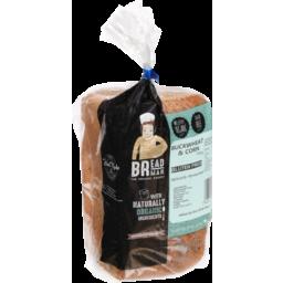 Photo of Breadman Organic Bakery Bread Buckwheat & Corn 700