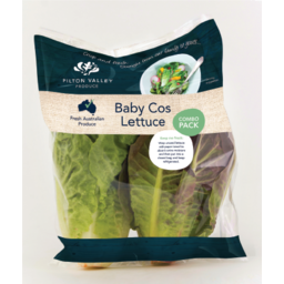Photo of Lettuce Cos Baby Prepack