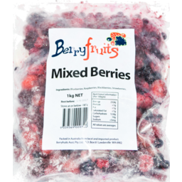 Photo of Berry Fruits Mixed Berries