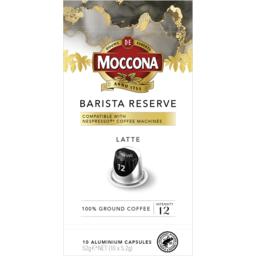 Photo of Moccona Ristretto 12 Coffee Capsules 10pk