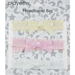 Photo of Playette Headbands Assorted