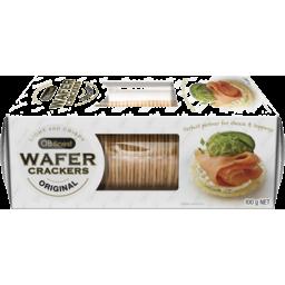 Photo of Ob Finest Wafer Crackers Original 100g