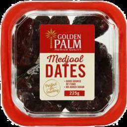 Photo of Golden Palm Whole Medjool Dates 225g