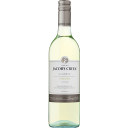 Photo of Jacob's Creek Classic Riesling 750ml