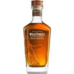 Photo of Wild Turkey Master's Keep Decades Bourbon