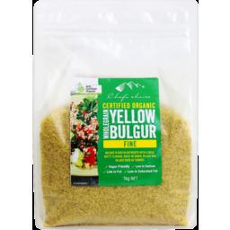 Photo of Chefs Choice - Bulgur Yellow Fine - 1kg