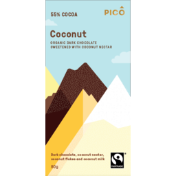 Photo of Pico Choc Coconut 80gm