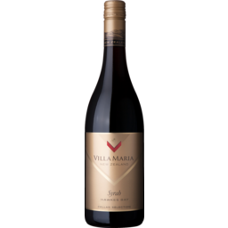 Photo of Villa Maria Cellar Selection Syrah 750ml