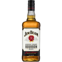 Photo of 	Jim Beam Kentucky Straight Bourbon Whiskey