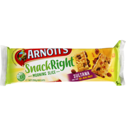 Photo of Arnott's Snackright Biscuit Sultana 250g