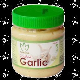 Photo of Hf Crushed Garlic 185g