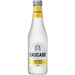 Photo of Cascade Carbonate Tonic Water Bottles