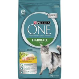 Photo of Purina One Adult Cat Advanced Hairball Control 1.5g