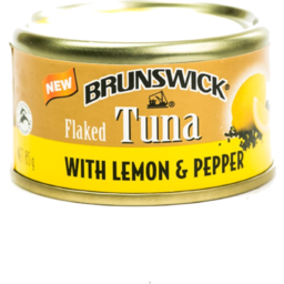 Photo of Brunswick Tuna Lemon & Pepper