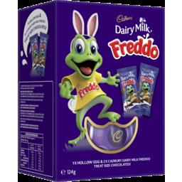 Photo of Cadbury Dairy Milk Freddo Gift Box 124g