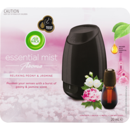 Photo of Air Wick Essential Mist Aroma Relaxing Peony And Jasmine