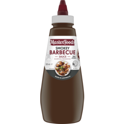 Photo of M/Food Smoked BBQ Sauce 500ml