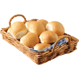 Photo of Dinner Rolls Plain 12 Pack