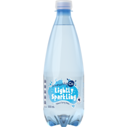 Photo of Community Co Lightly Sparkling Water 500ml