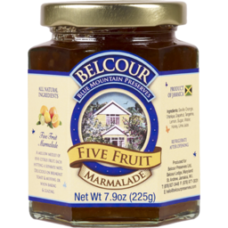 Photo of Belcour Five Fru Marmalade