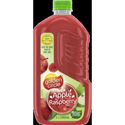 Photo of Golden Circle® Apple Raspberry Cordial 2l