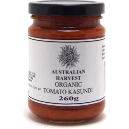 Photo of Australian Harvest - Tomato Kasundi - 260g