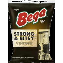 Photo of Bega Strong & Bitey Vintage 300g