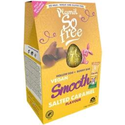 Photo of SO FREE:SF Salted Caramel Easter Egg 110g