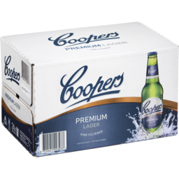 Photo of Coopers Premium Lager Stubbies