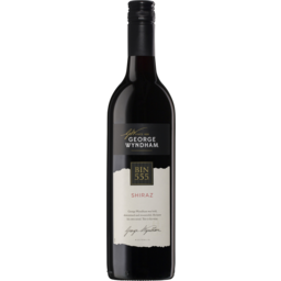 Photo of George Wyndham Bin 555 Shiraz 750ml