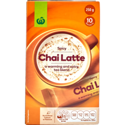 Photo of WW Coffee Stick Chai Latte 10 Pack
