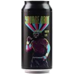 Photo of Double Vision Savage Bruit IPA 440ml