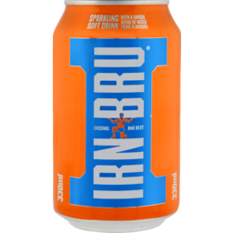 Photo of Barrs Irn Bru 330ml