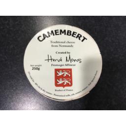 Photo of Herve Mons Camembert 250g